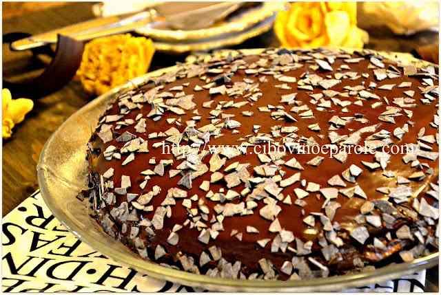 Ricetta: Nutella cake