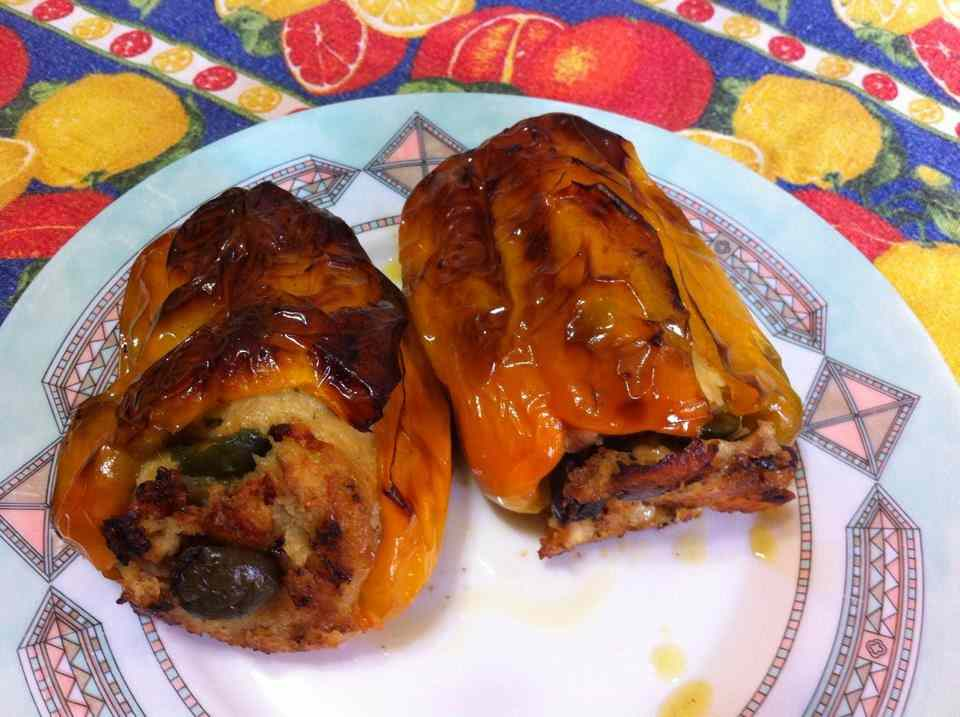 Ricetta: Peperoni ripieni